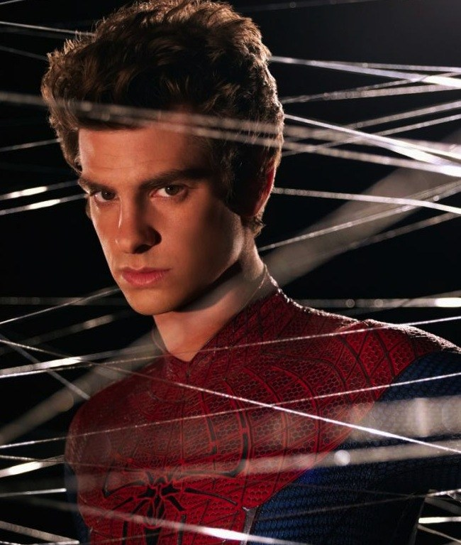 andrew garfield spider man interview porn name 27 Things You Didn't Know About The Spider-Man Films