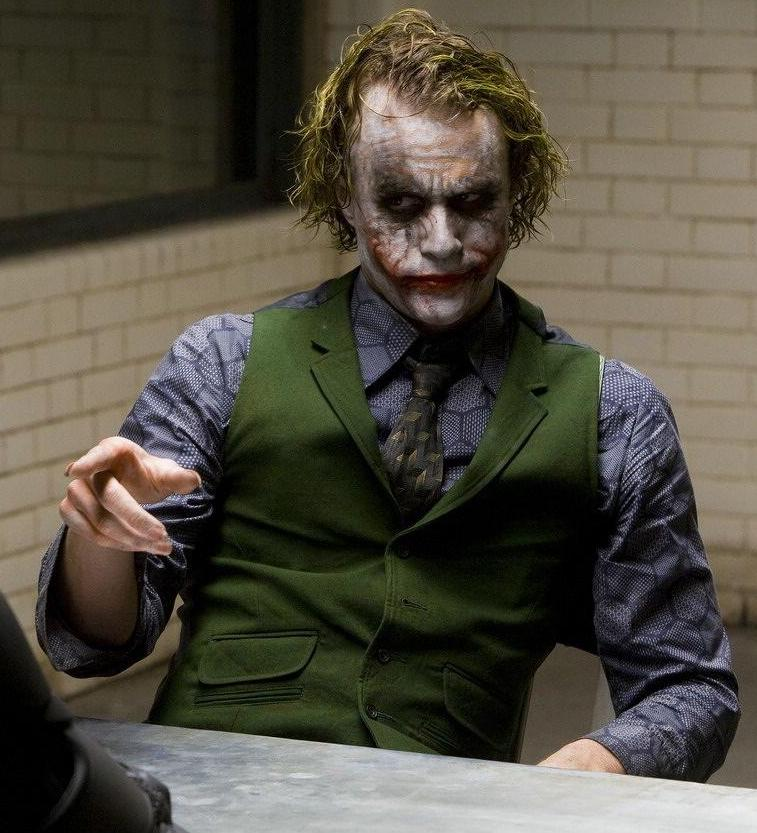 batman joker heath ledger 27 Things You Didn't Know About The Spider-Man Films