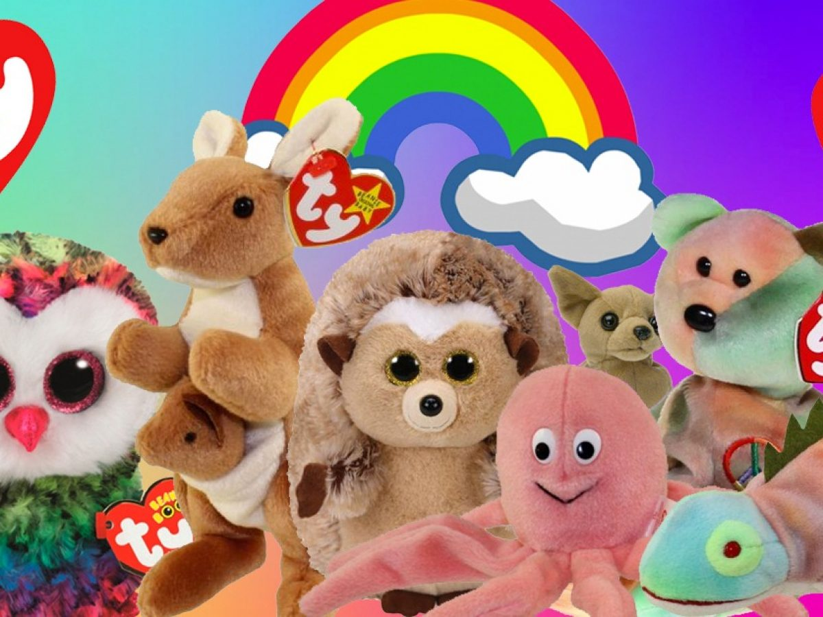 Beanie Babies 21 Most Valuable 2020