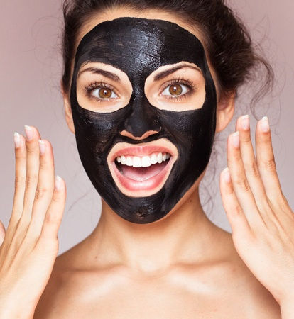 charcoal mask There's Now A Debate Over Whether Charcoal Face Masks Are Racist