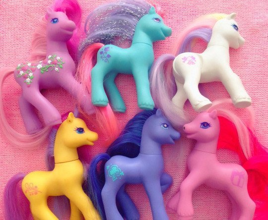 d50979b9b95d669deb8a1dd47b01fa89 You Can Now Buy 'Original' My Little Pony Toys For Only £9 Each