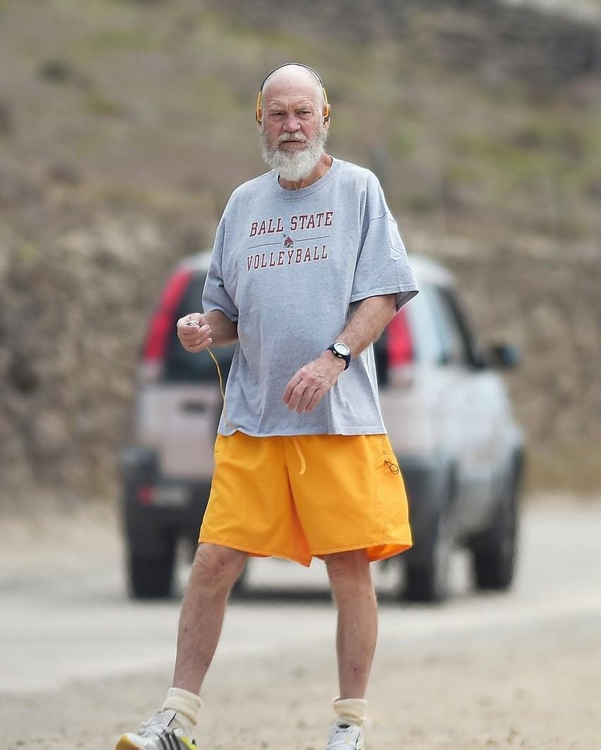 david letterman looks unrecognizable 03 25 Things You Never Knew About David Letterman