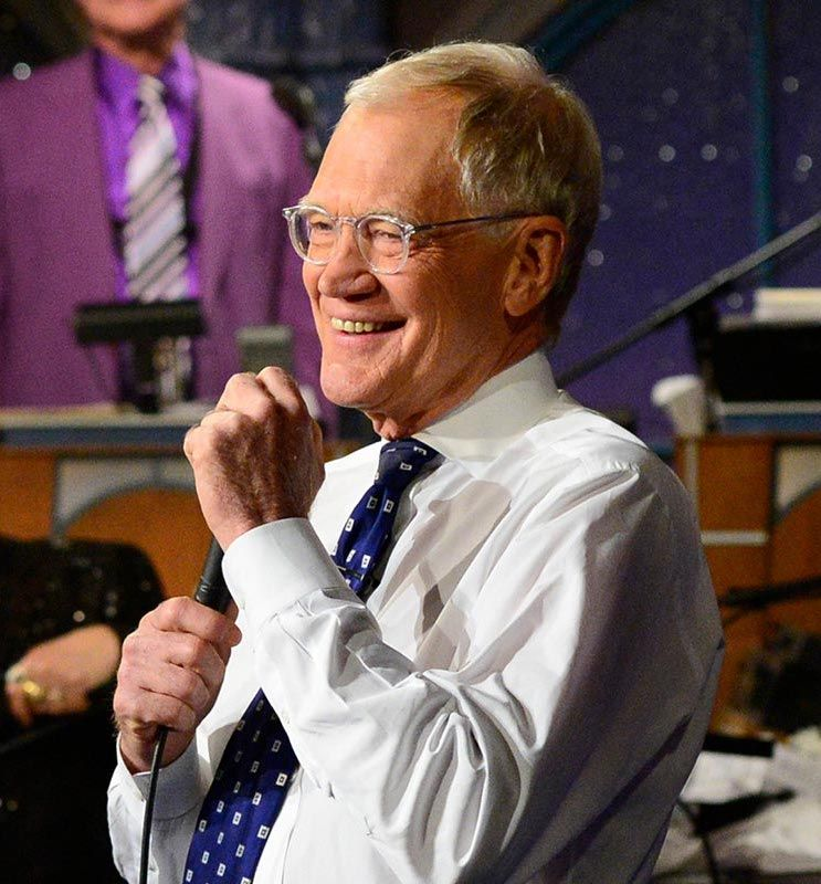 david letterman net worth mst 25 Things You Never Knew About David Letterman