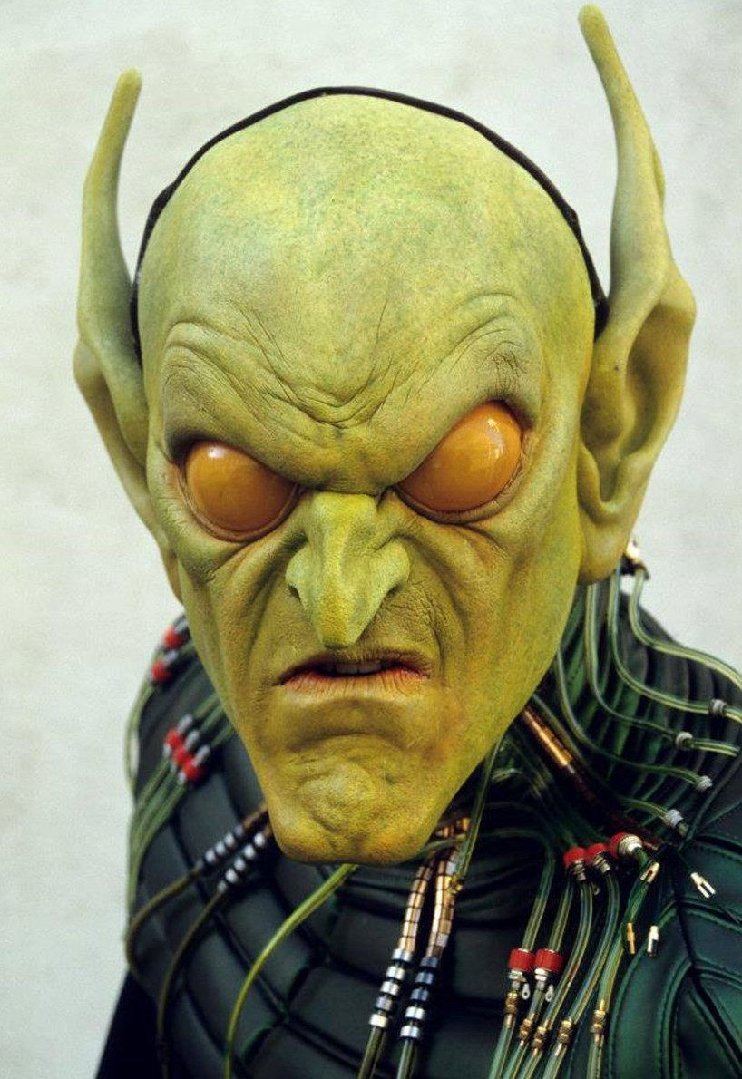 green goblin test make up 2 27 Things You Didn't Know About The Spider-Man Films