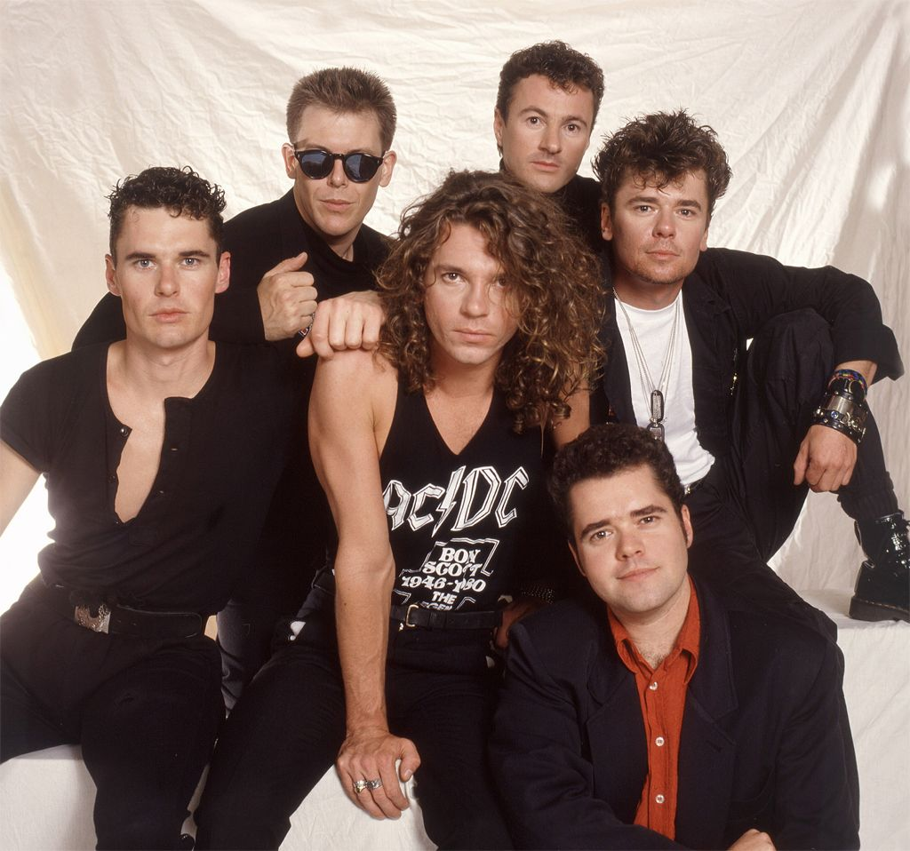 inxs kick2 20 Full-Blooded Facts About The Lost Boys