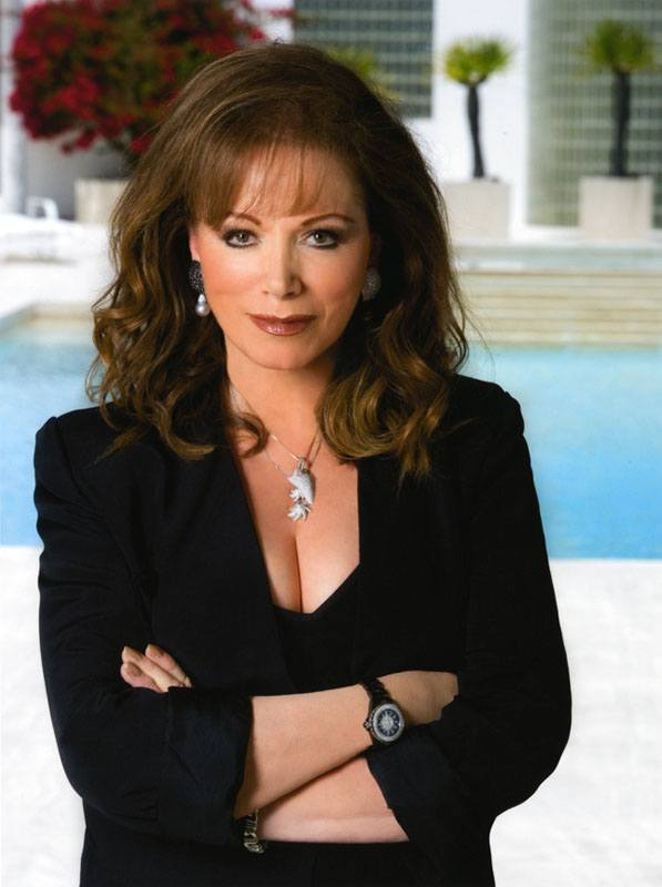 jackie collins 05 photo by greg gorman These Celebrities Were Expelled From School. The Reasons Why Will Surprise You!