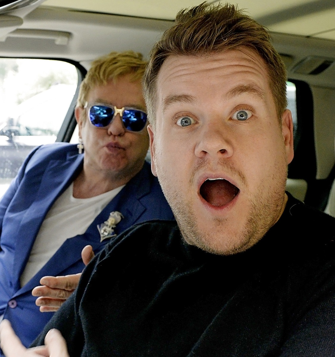 james corden carpool karaoke today main 180810 19bd51e06b74aa97d244f7cc64920049 25 Things You Didn't Know About James Corden