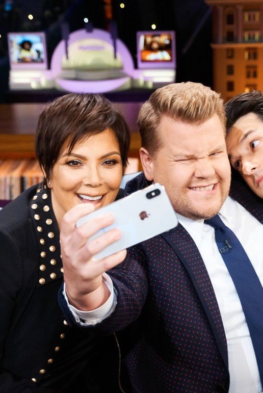 kris jenner spill your guts fill your guts 07 25 Things You Didn't Know About James Corden