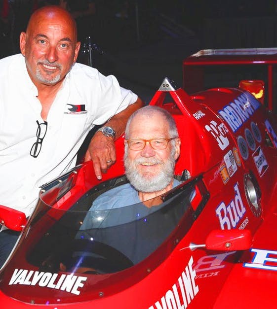 lettermancar3 25 Things You Never Knew About David Letterman