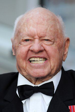 mickey rooney headshot 2011 a p 25 Celebrities Who Died Poor