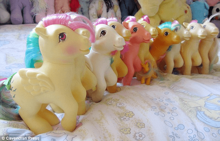 my little pony figures You Can Now Buy 'Original' My Little Pony Toys For Only £9 Each