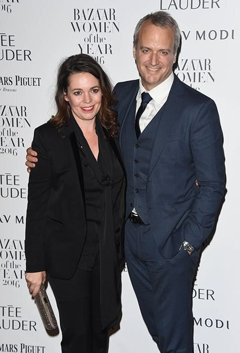 olivia colman husband ed z 21 Things You Didn't Know About Olivia Colman
