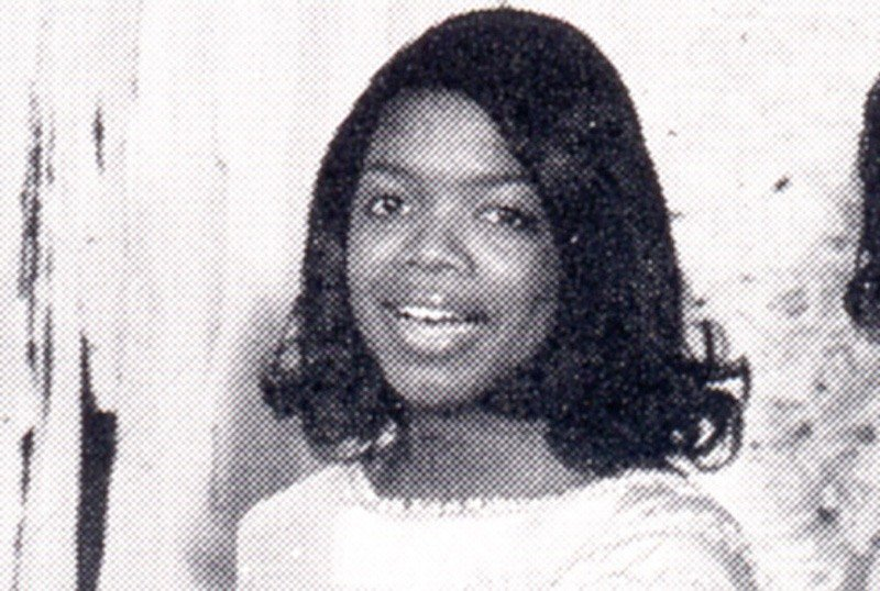 oprah winfrey yearbook high school young miss east nashville 1970 photo FC 22 Things You Didn't Know About Oprah Winfrey