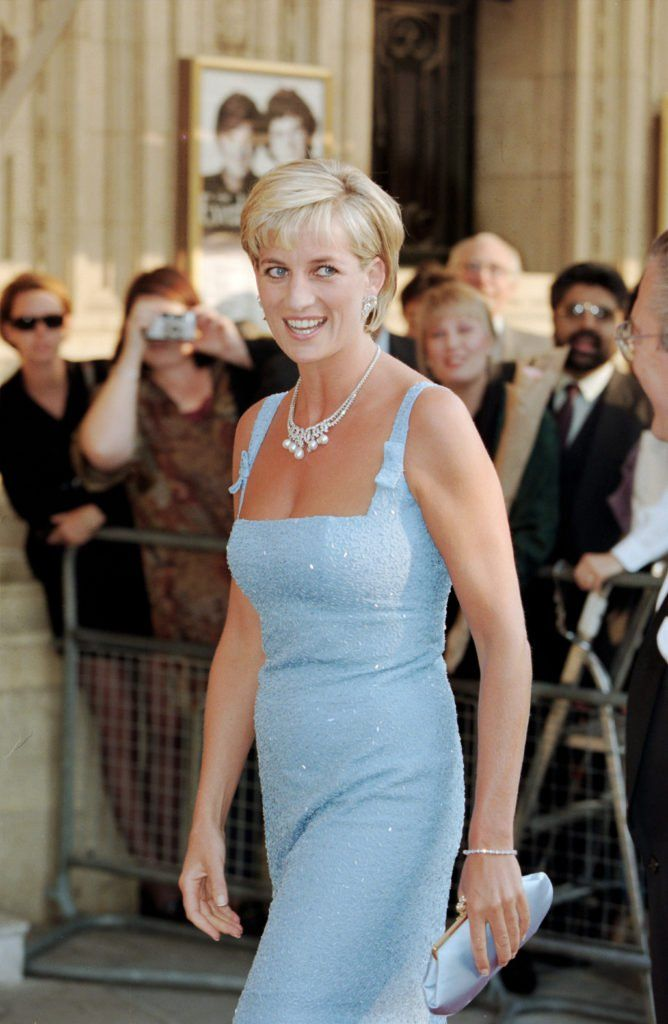 princess diana at the royal albert hall to see swan lake ballet london britain jun 1997 25 Celebrity Deaths That Shocked The World