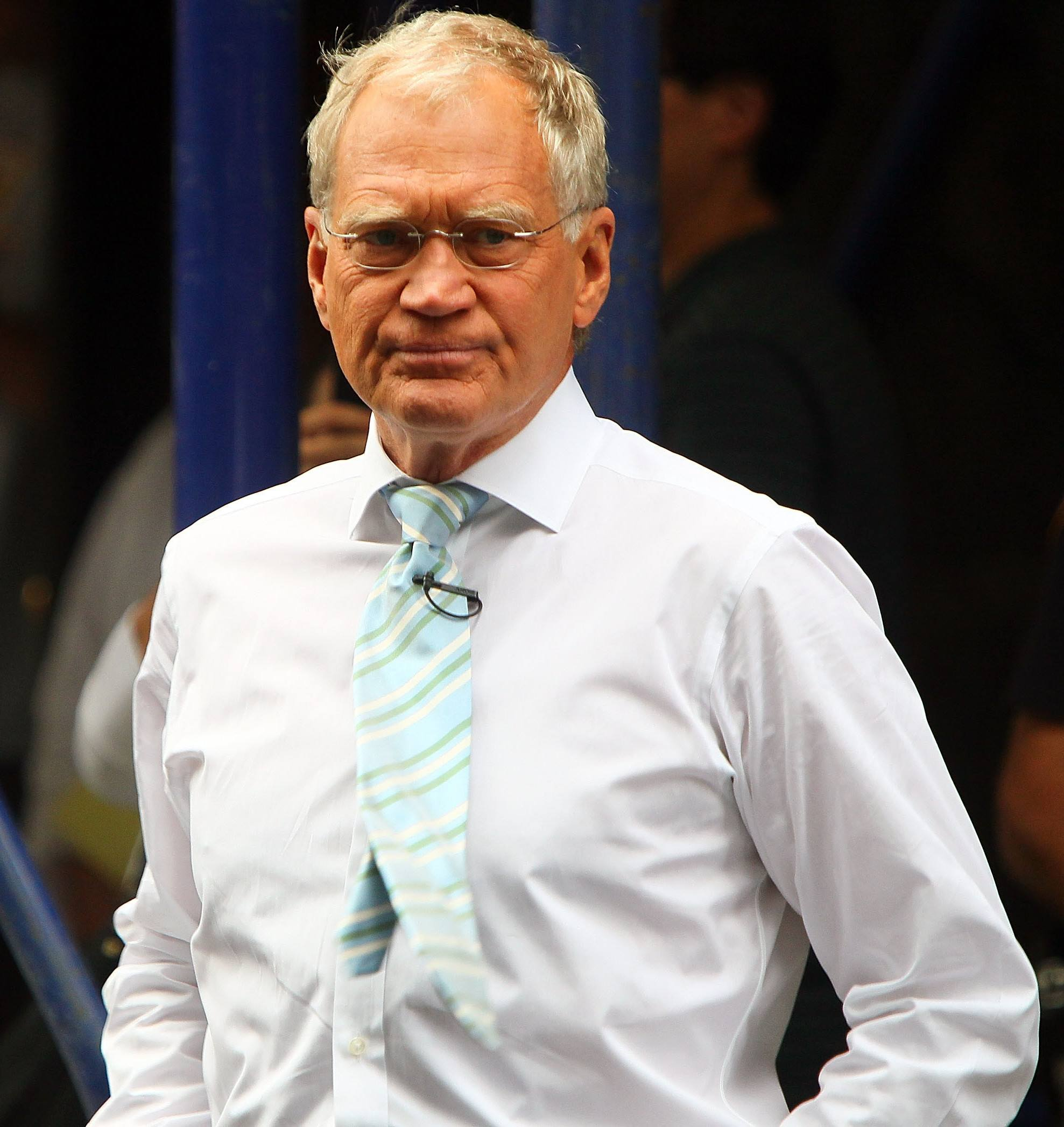 rs 183663 115999785 1 25 Things You Never Knew About David Letterman