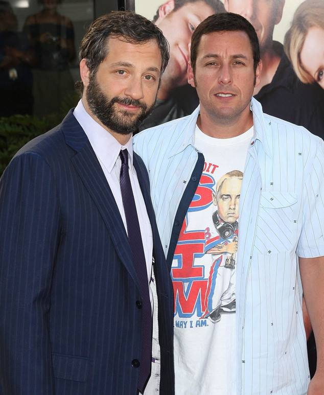 rs 634x773 160404151734 634 judd apatow adam sandler 2009 10 Pairs Of Celebrities Who Used To Be Roommates
