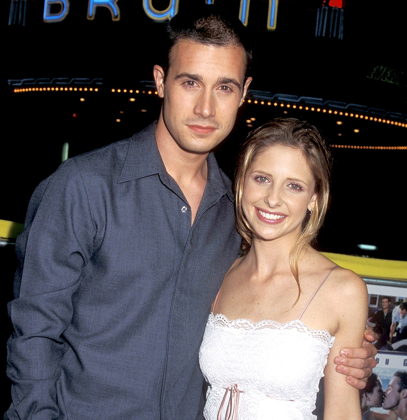 sarah michelle gellar and freddie prinze jr 29bc4ad4 e196 4064 b4bc 1ac8689adae5 27 Things You Didn't Know About The Spider-Man Films