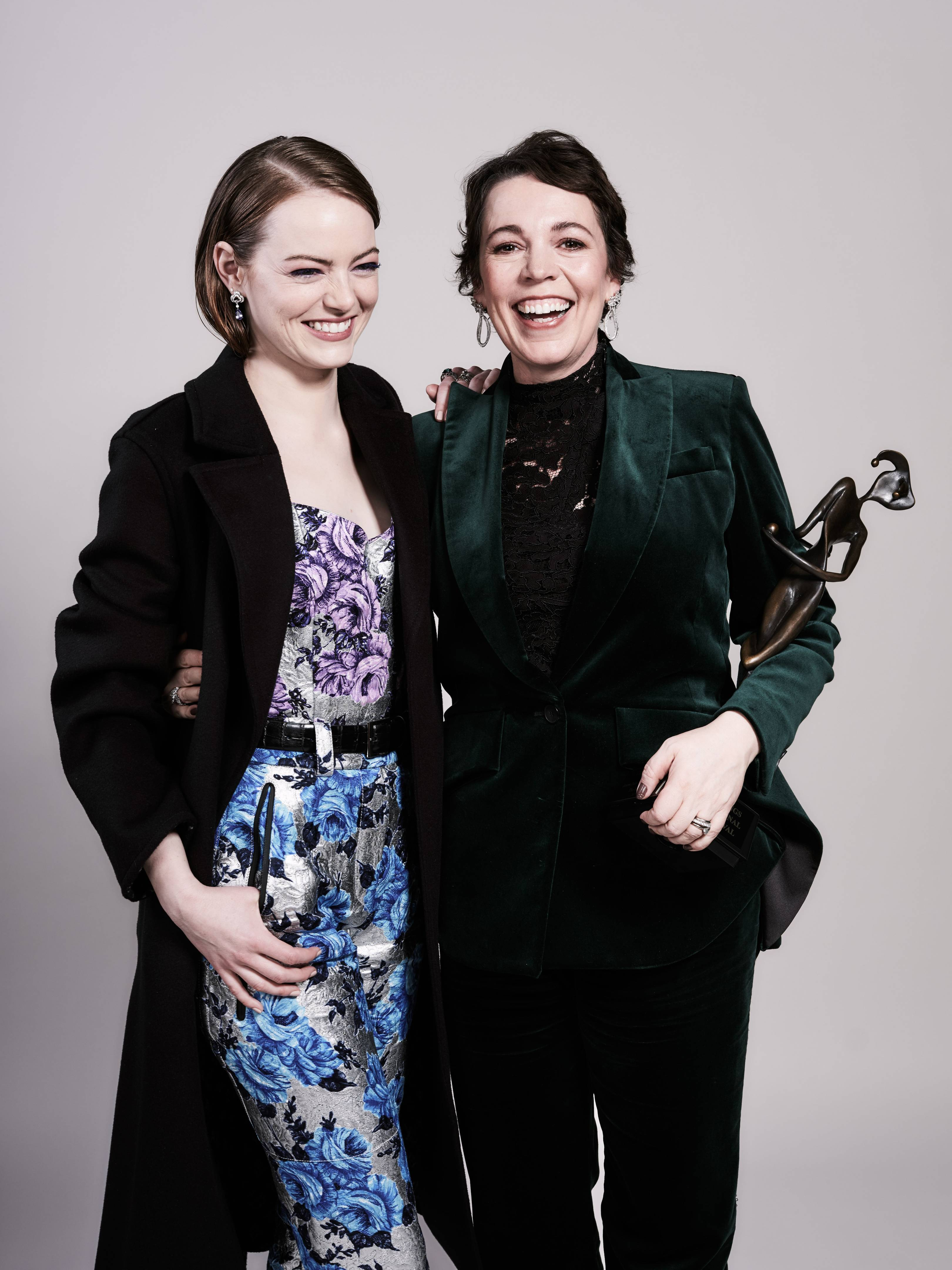 shutterstock editorial 10045395ap huge 21 Things You Didn't Know About Olivia Colman