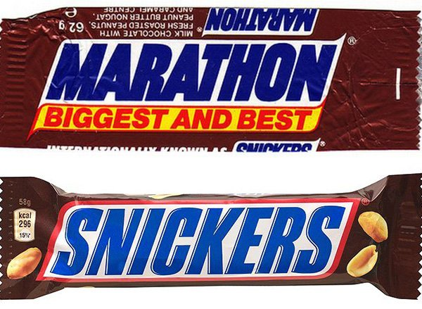 snickers then and now You Won't Believe How The Packaging Has Changed On Your Favourite Snacks