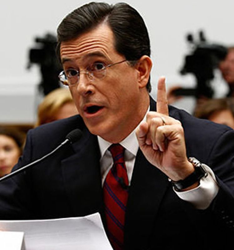 stephen colbert congress farm workers.0 10 Things You Never Knew About Stephen Colbert