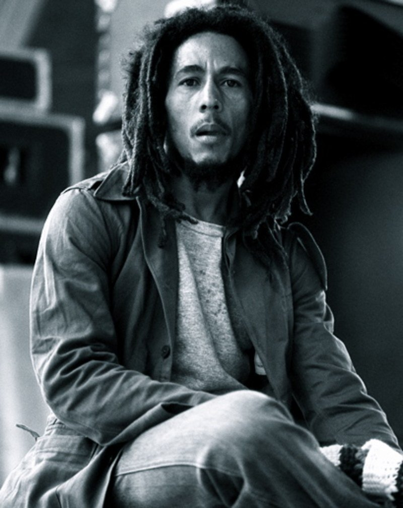 style blogs the gq eye bobmarley 25 Celebrity Deaths That Shocked The World