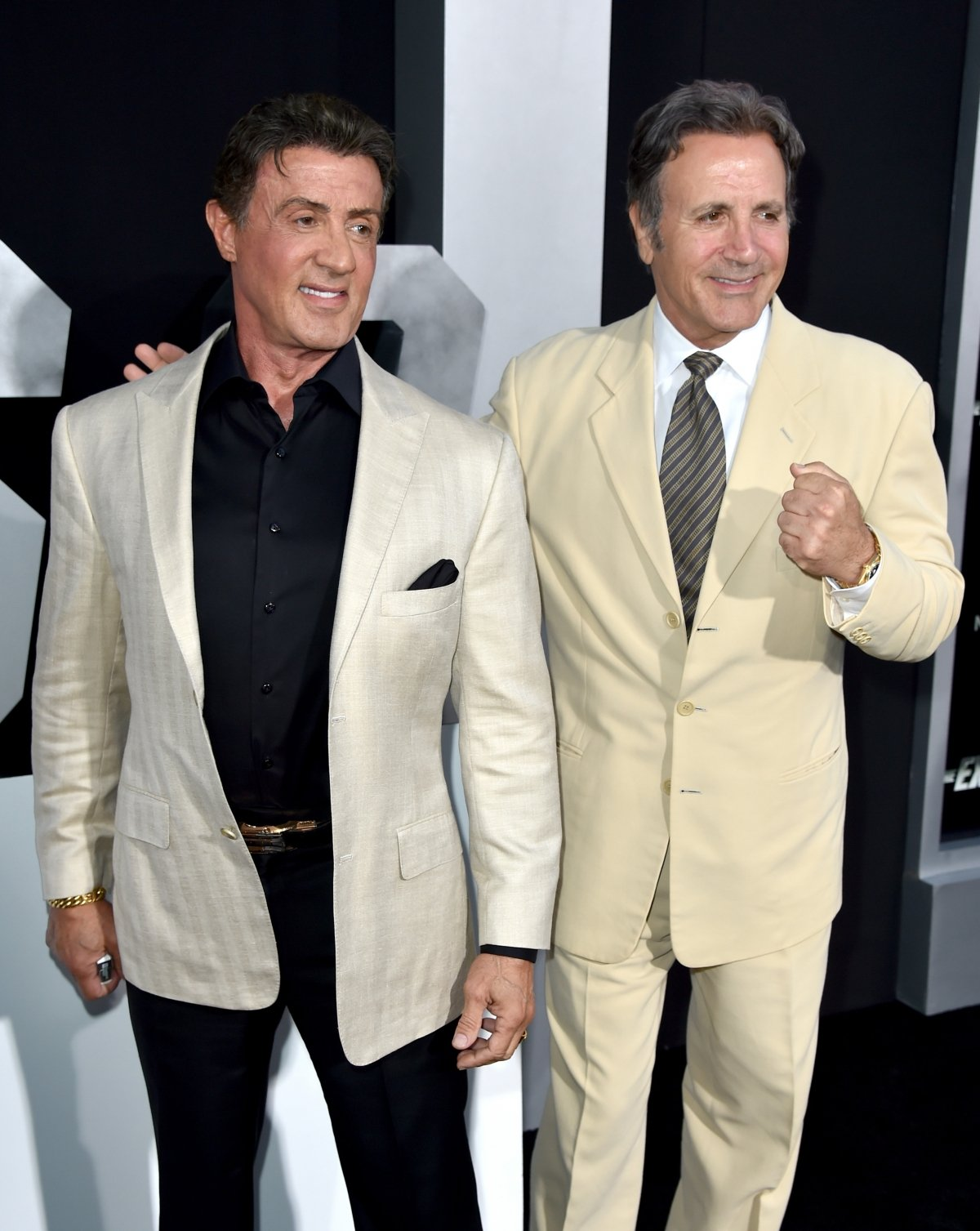 sylvester stallone frank stallone 12 Things You Might Not Have Realised About Rocky