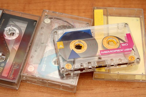 tapes If You Don't Recognise All 15 Of These Items You're Probably A Millennial!