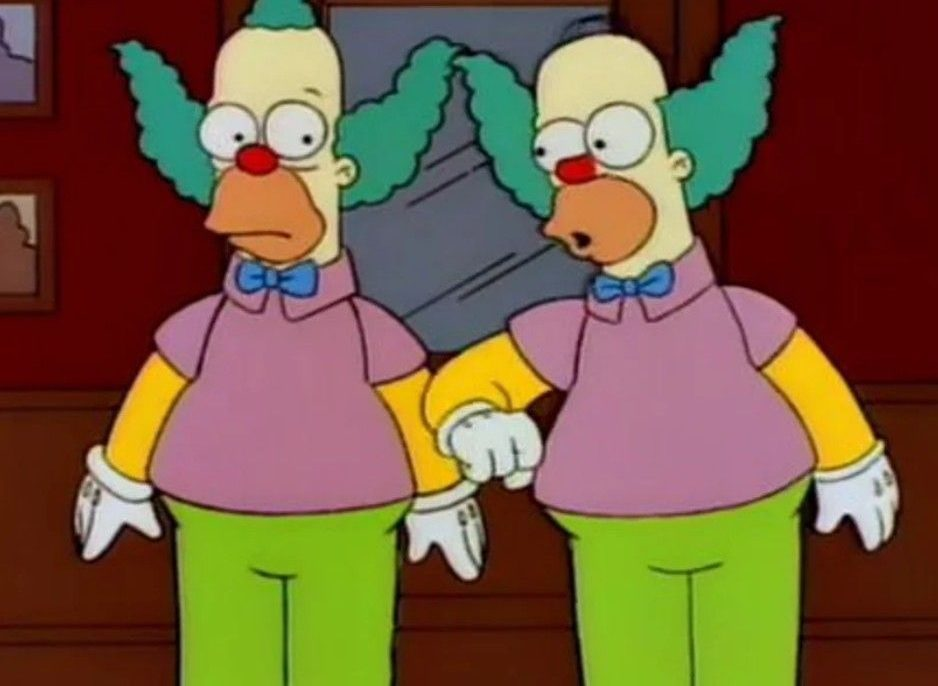 the simpsons krusty homer clown e1615994892294 30 Things You Didn't Know About The Simpsons