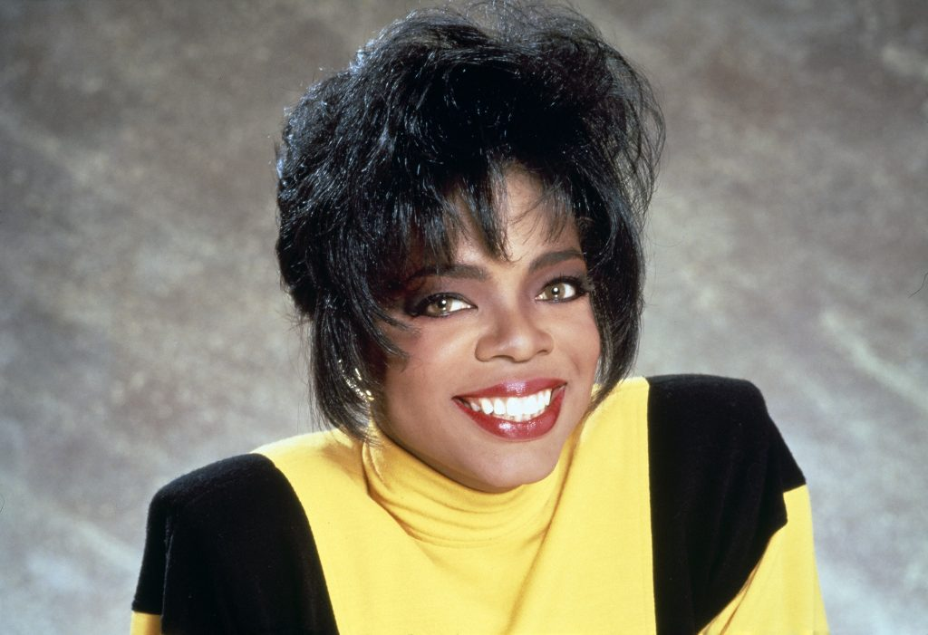 wp Winfrey Oprah in yellow dress 22 Things You Didn't Know About Oprah Winfrey