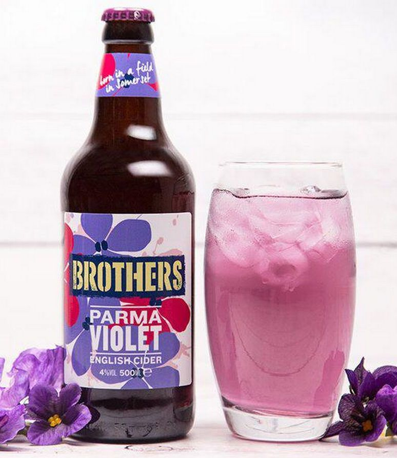 0 D2qnrJiX0AA9sTl B&M Are Selling New Parma Violet Cider For Just £1.15 A Bottle