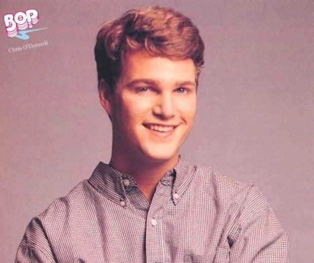Chris O'Donnell was born in Winnetka, Illinois