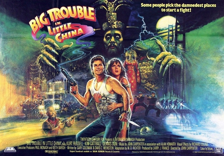 1 13 10 Fascinating Facts About Big Trouble In Little China