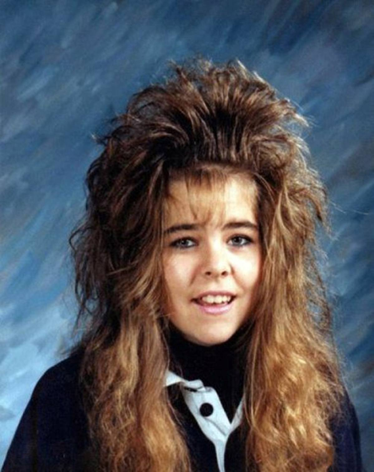 1 3 15 Hilariously Awkward Yearbook Photos