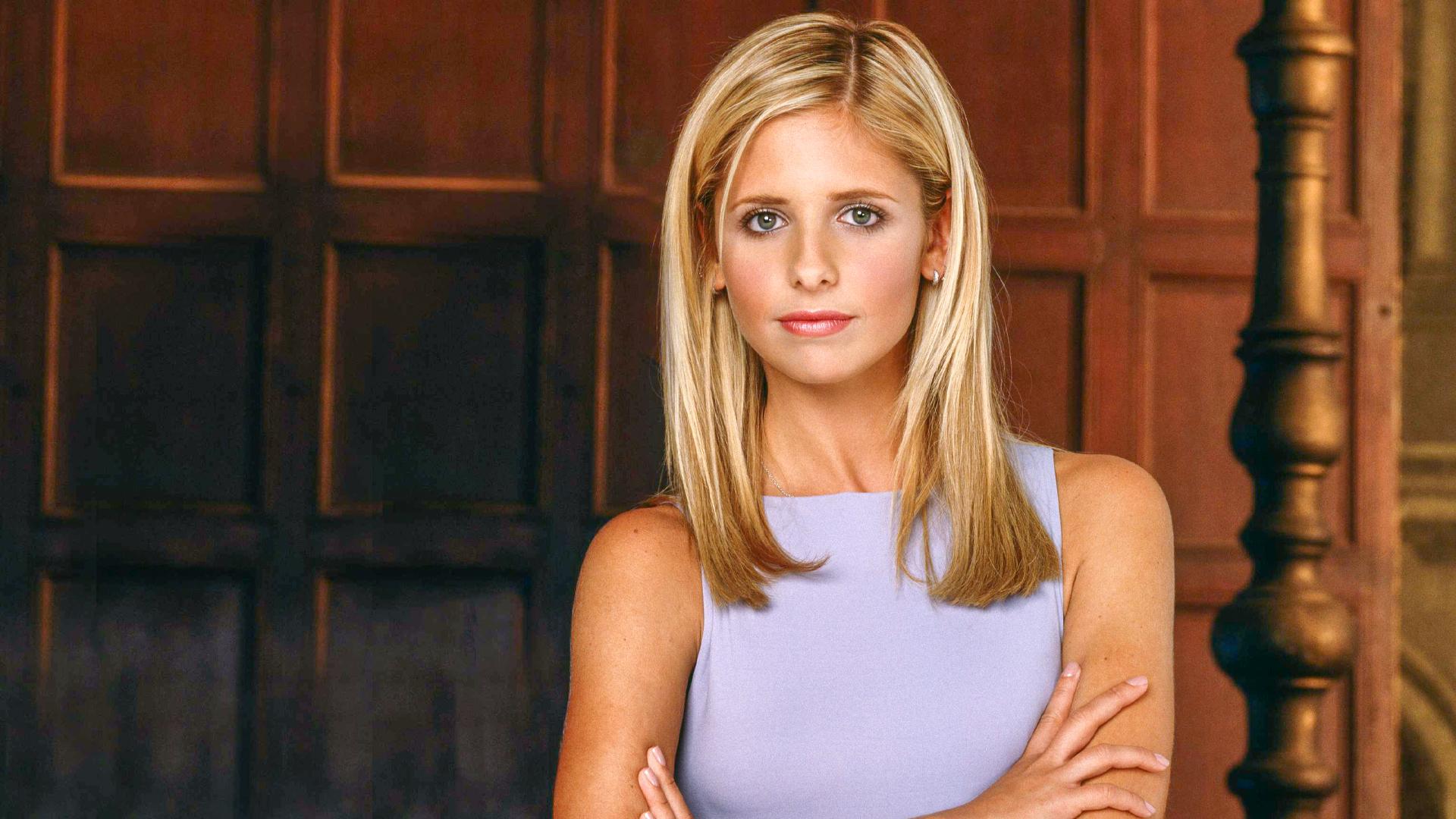 Buffy in Buffy the Vampire Slayer
