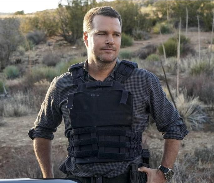 Chris O'Donnell as Special Agent G. Callen in NCIS: Los Angeles