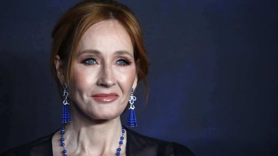 115 10 Things You Didn't Know About J.K. Rowling