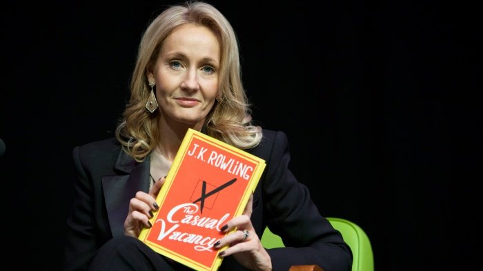 116 10 Things You Didn't Know About J.K. Rowling