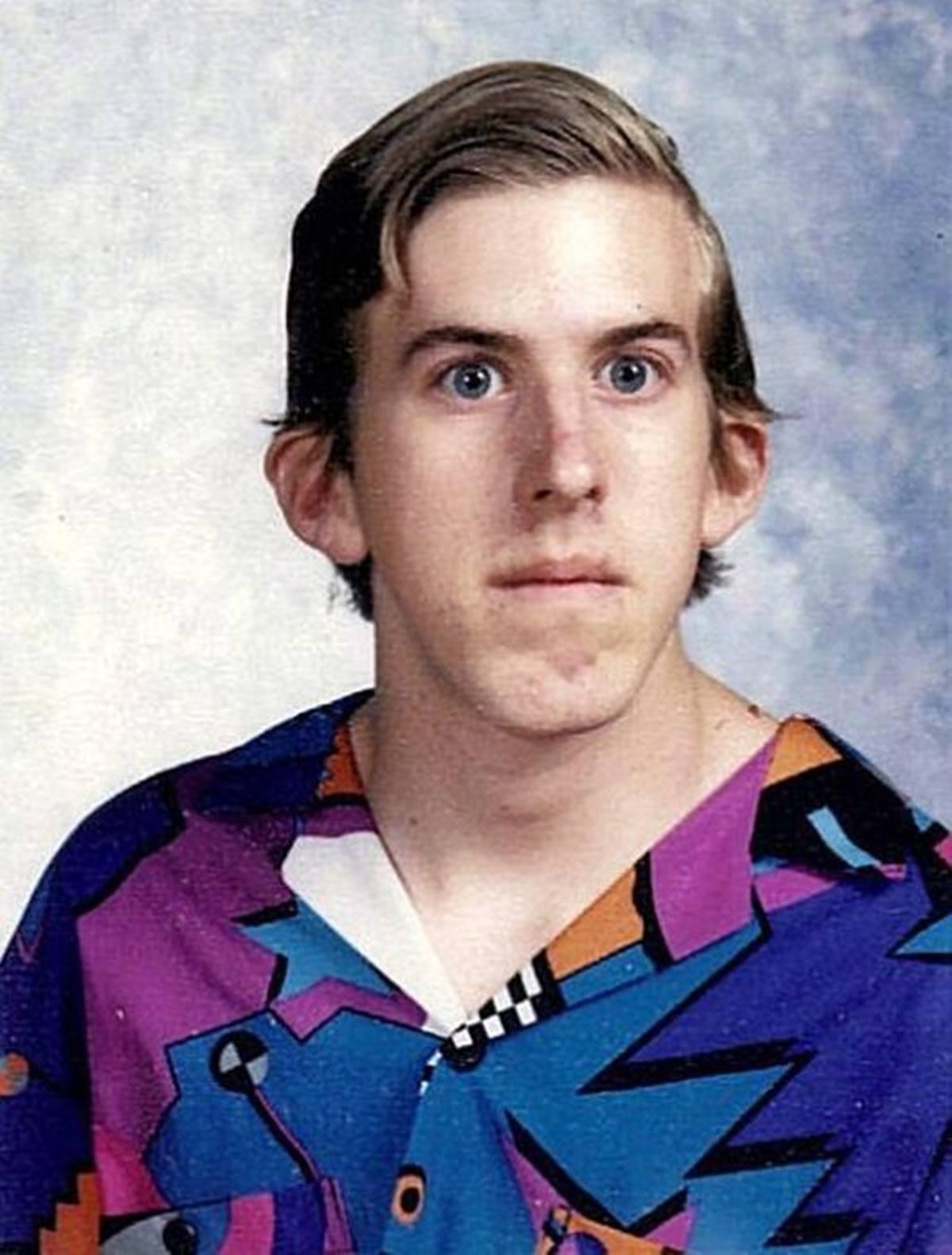 12 15 Hilariously Awkward Yearbook Photos