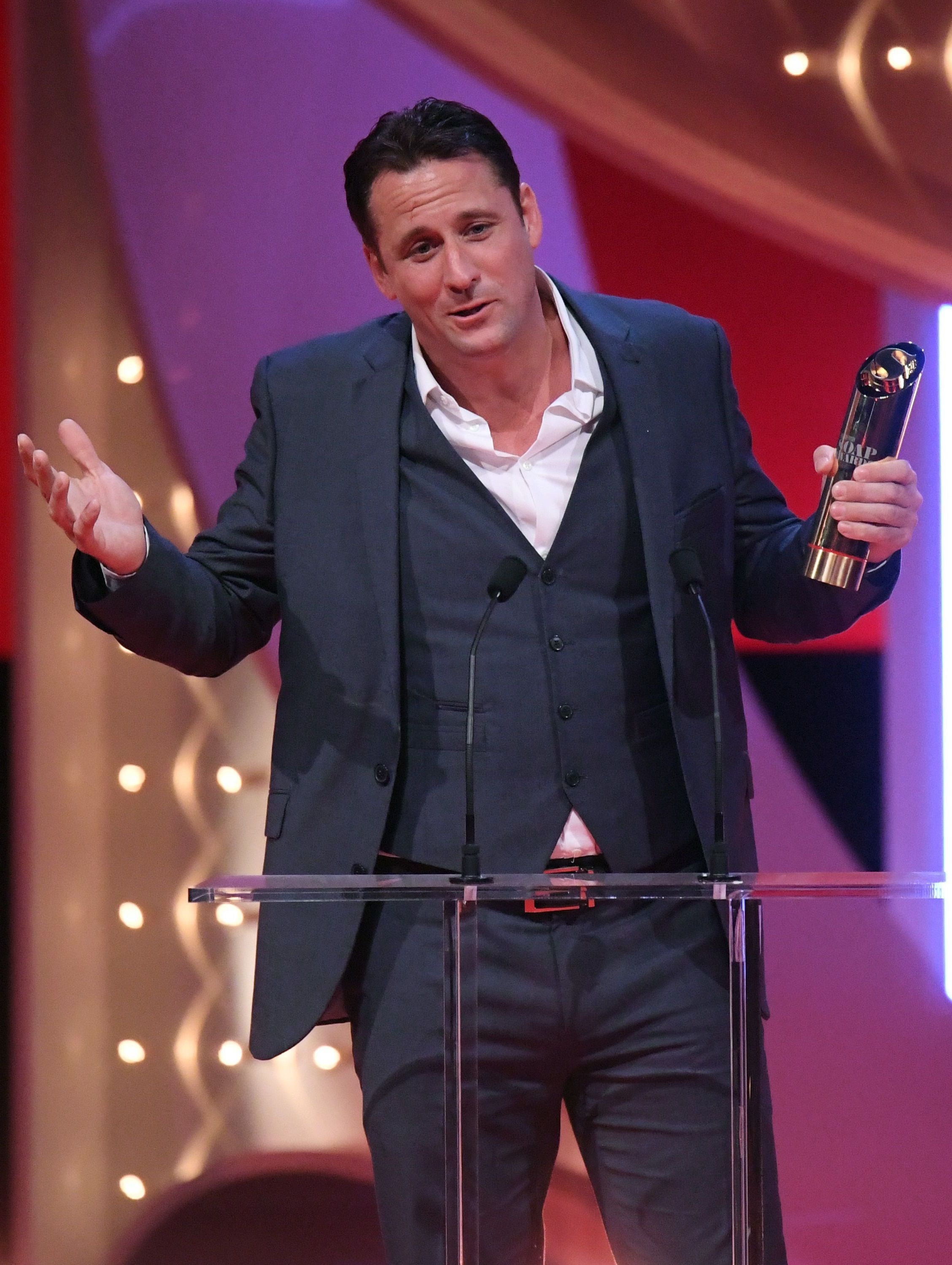 1496967113 soaps hollyoaks nick pickard soap awards 1 10 Things You Never Knew About Hollyoaks