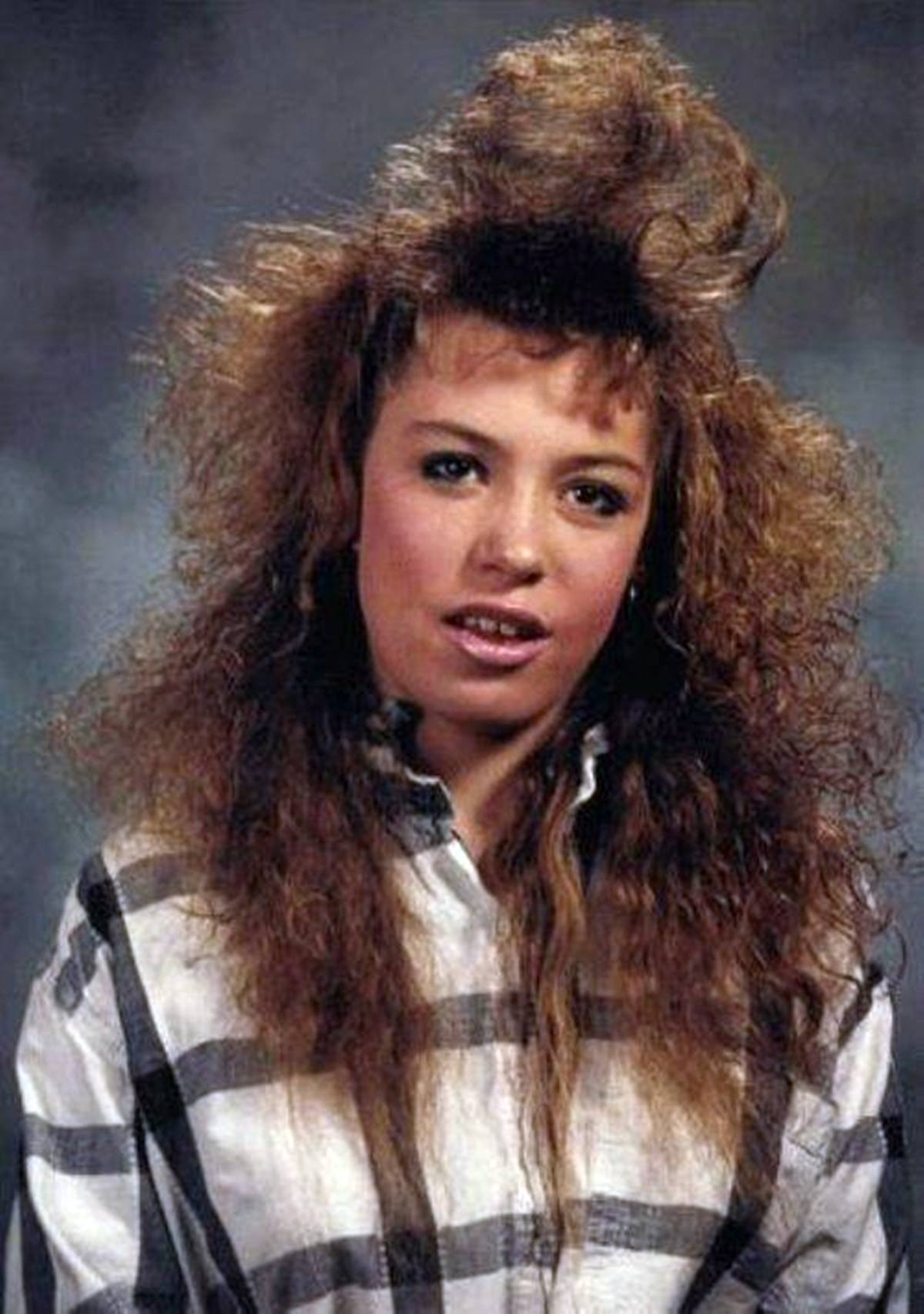 15 15 Hilariously Awkward Yearbook Photos