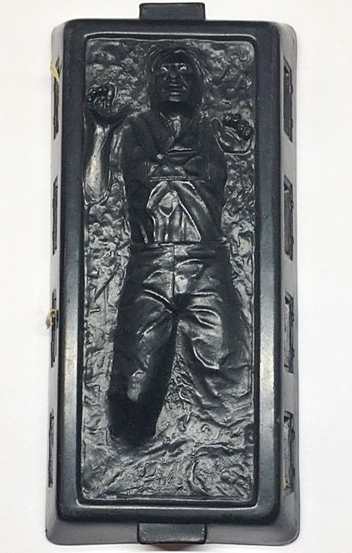 Star Wars Episode V: The Empire Strikes Back, Han Solo in carbonite toy