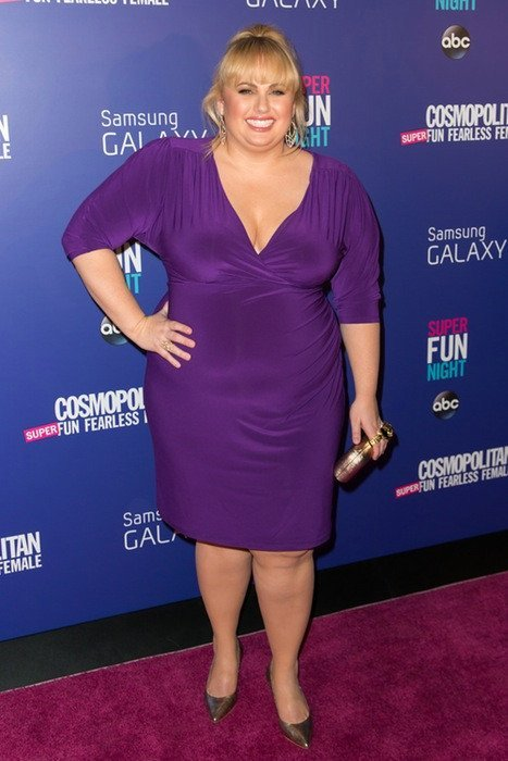 27 10 Things You Didn't Know About Rebel Wilson