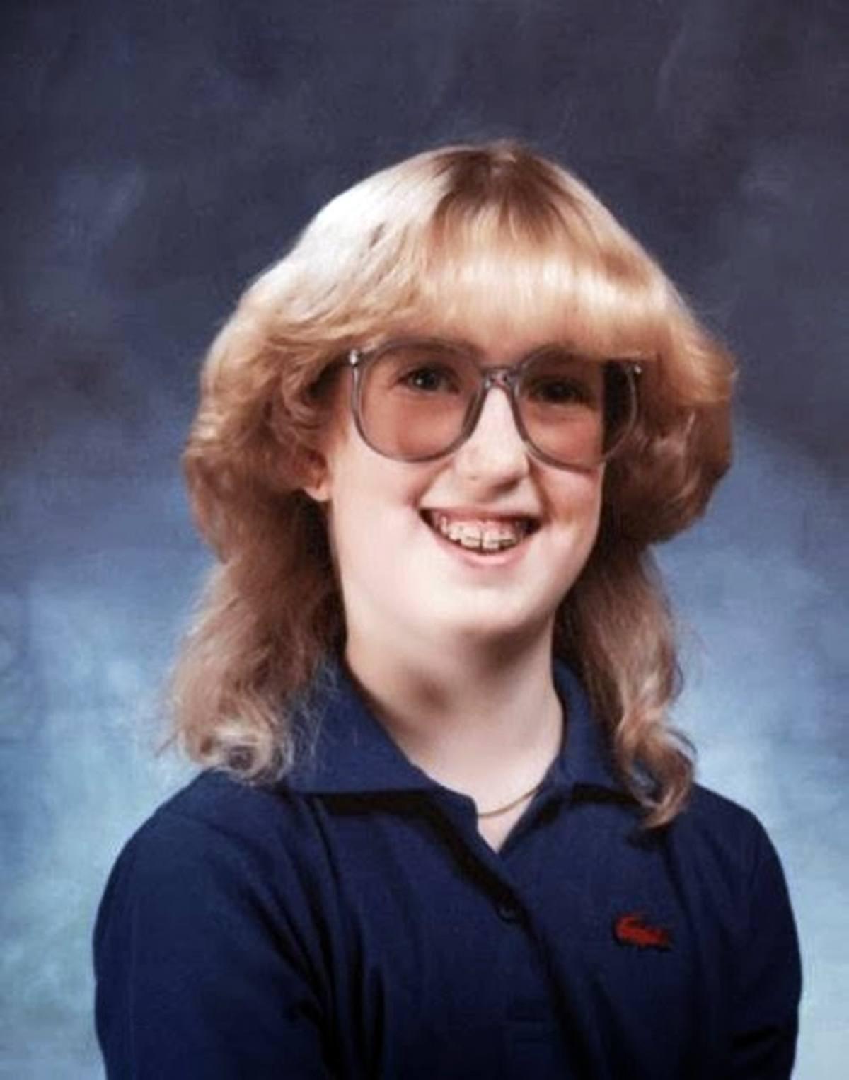 3 2 15 Hilariously Awkward Yearbook Photos