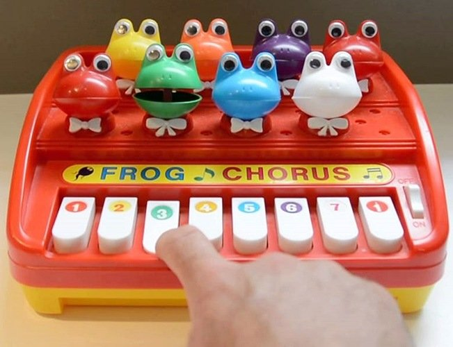 5 5 10 Musical Toys All 80s Kids Wanted To Own