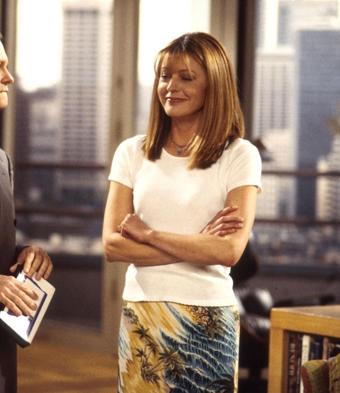 Jane Leeves as Daphne Moon in Frasier