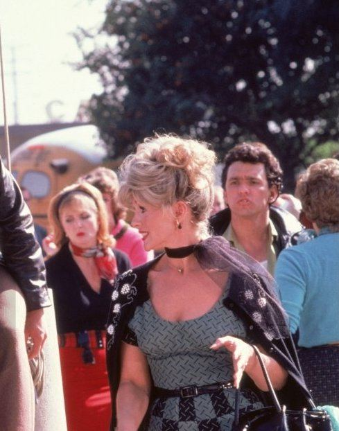 Connie Stevens as Ms Mason in Grease 2