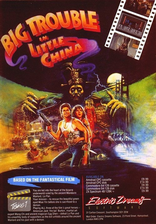 8 3 10 Fascinating Facts About Big Trouble In Little China