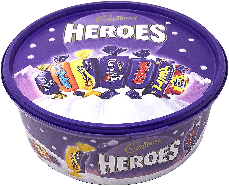 A1UdFQYbL L. SL1500 Cadbury Is Changing Its Heroes Mix Again