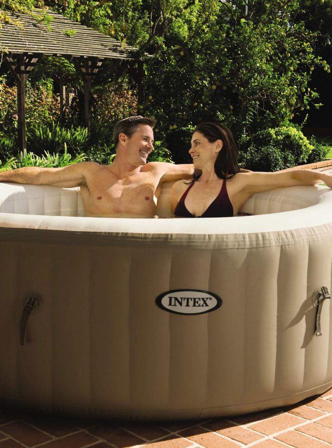 Aldi hot tub Aldi Has Brought Back Its Bargain Inflatable Hot Tub