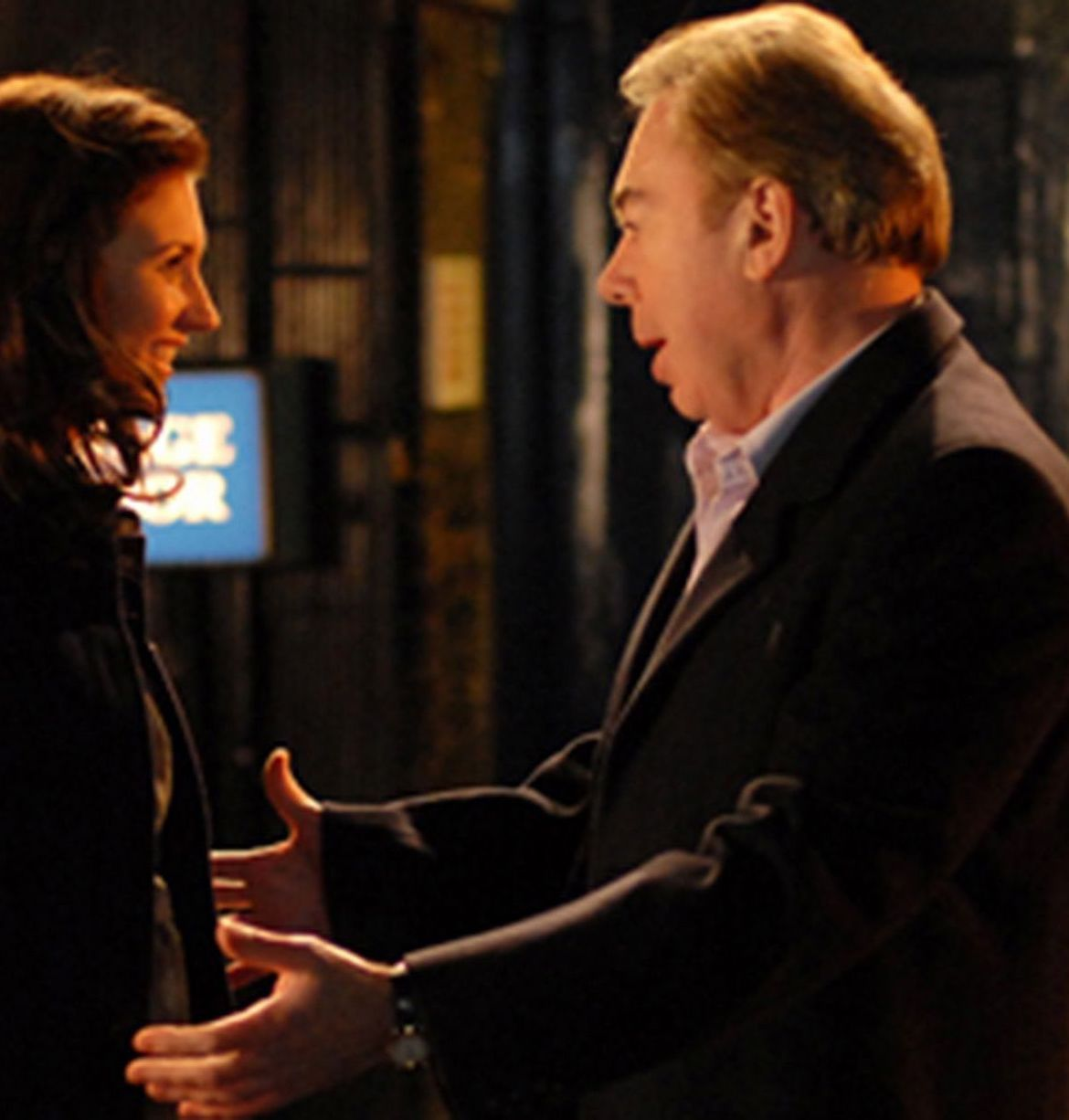 Andrew Lloyd Webber in Hollyoaks 10 Things You Never Knew About Hollyoaks